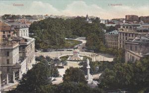 L'Acquasola, Genova (Liguria), Italy, 1900-1910s