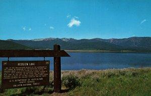 Hidden Lake,MT