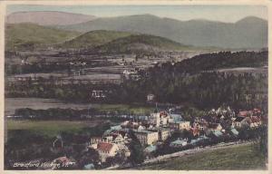 Scenic view, Bradford Village, Vermont, PU-1933