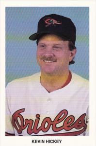 Baseball Baltimore Orioles Kevin Hickey