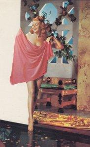 PIN-UP: Rita Hayworth as SALOME , 1950s