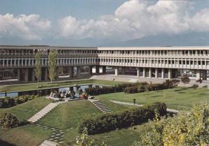 Simon Fraser University, Burnaby, British Columbia, Canada, 1950-1970s
