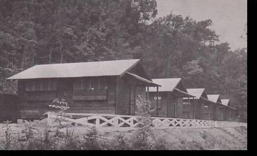 Tennessee Linden Camp Linden Cabins Dexter Press Archives