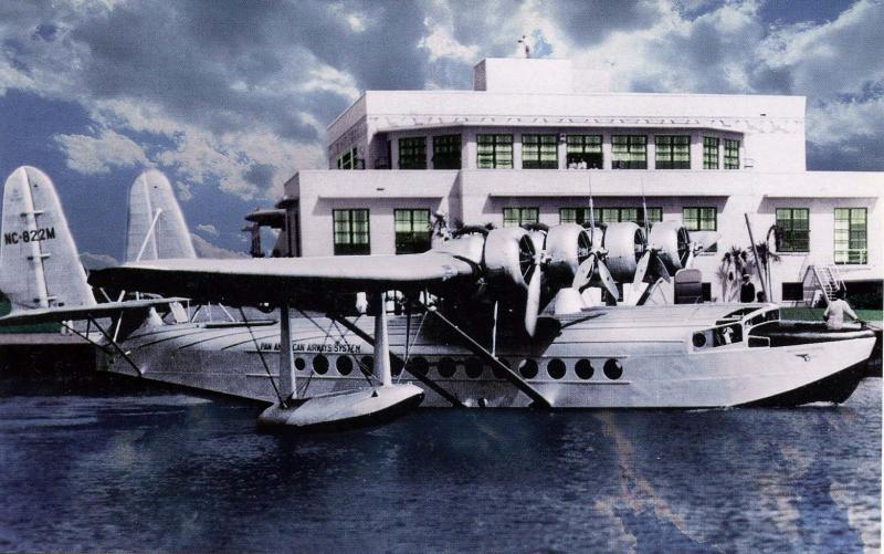 Pan American Airways - Brazilian Clipper   (Aviation)