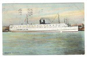 Oceanliner/Steamer Camden, PU-1911