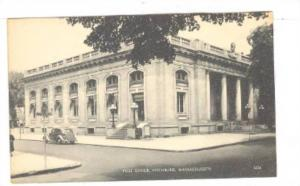 Exterior, Post Office, Fitchburg,  Massachusetts, 00-10s