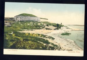 Fairhaven, Massachusetts/MA/Mass Postcard, Fort Phoenix