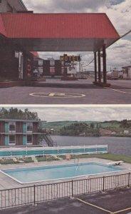 AMQUI , Quebec , Canada , 50-60s ; Motel Val-Moni