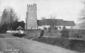 England Chevening Church, Sevenoaks, Kent, Kirche, Eglise