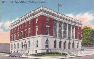 North Carolina Washington U S Post Office Albertype
