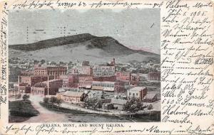 Montana Helena and Mount Helena 1905