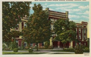 LEBANON, Tennessee, 1910-20s; Main Building, Castle Heights Military Academy