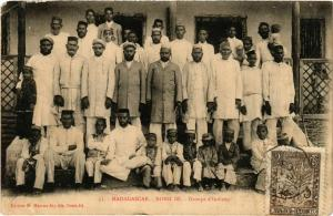 CPA Nossi Be- Groupe d'Indiens MADAGASCAR (819659)