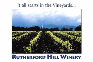 Rutherford Hill Winery -