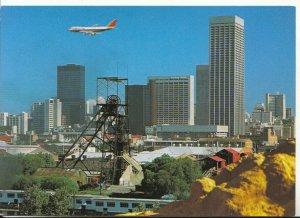 South Africa Postcard - Johannesburg - Village Main Reef Gold Mine - Ref 10796A