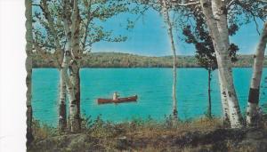 Hub Of The Kawartha Lakes, Bobcaygeon, Ontario, Canada, PU-1965