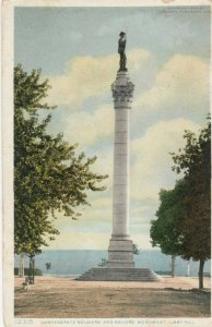 Confederate Soldiers & Sailors monument , Libby Hill, RICHMOND, Virginia , 00-10