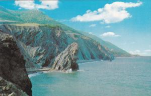 Old Scot Rock, Bay, CAPE BRETON, Nova Scotia, Canada, 40-60´s