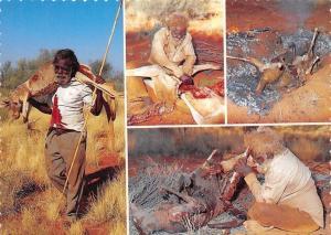 Australia Traditional Kangaroo Hunting and Cooking