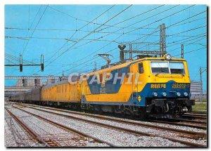 Postcard Modern Locomotora Electrica 250