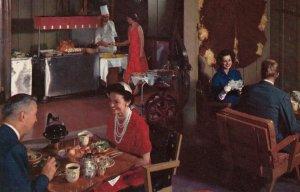 PORTLAND , Oregon , 1950-60s ; Multnomah Hotel , Dining Room