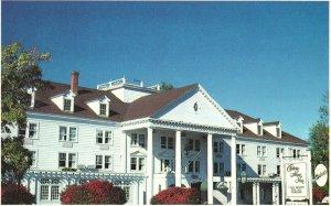 North Conway, NH, Eastern Slope Inn, Chrome Vintage Postcard g8505