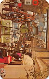 Universal City Studios California Soho London Movie Set Vintage Postcard J74572