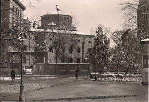 JUDAICA, Semper Synagogue, Dresden, Germany, Pre-WWII Photo, Holocaust Related