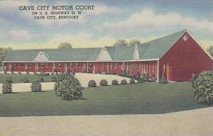 Kentucky Cave City Cave City Motor Court