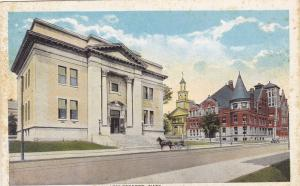 NEW BEDFORD, Massachusetts, 1900-1910's; Registry of Deeds And Y.M.C.A.