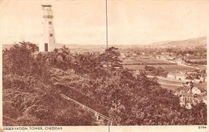 England Cheddar Observation Tower Solograph