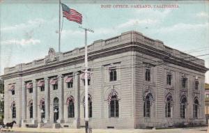 OAKLAND, California, 1900-1910's; Post Office