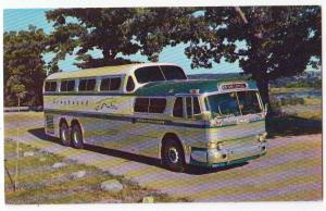 Greyhound Bus - Scenicruiser