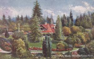 Scenic view,  Point Defiance Park,  Tacoma,  Washington,   PU_1909