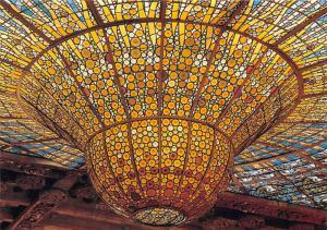 Palau De La Musica Catalana - Barcelona, Spain