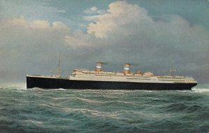 Ocean Liner S.S. CONTE GRANDE , 20-30s ; Lloyd Sabaudo