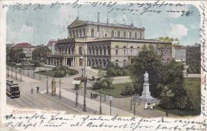 Hannover, Hof Theater, Lower Saxony, Germany, 10-20s