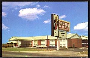 Ramada Inn West on Interstate 40 At Meridian Oklahoma City Oklahoma