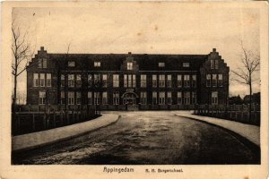 CPA APPINGEDAM R.H. Burgerschool NETHERLANDS (705962)
