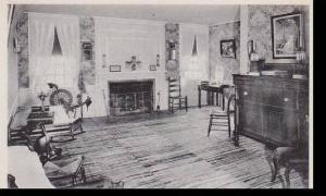 Michigan Farmington  The Sitting Room At Botsford Inn and Tavern Albertype