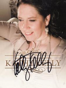 Kathy Kelly The Best Of Official Hand Signed Photo