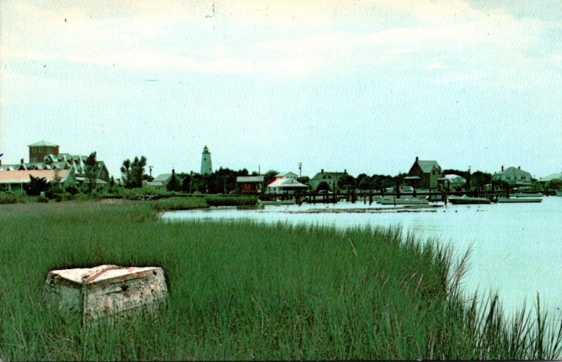 North Carolina Outer Banks Ocracoke Village