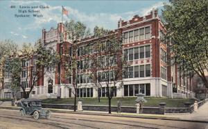 Lewis and Clark High School, SPOKANE, Washington, 00-10s