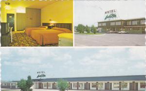 3-Views, Hotel-Motel Hauterive Inc., Quebec, Canada, PU-1985