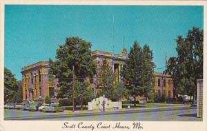 Missouri Benton Scott County Court House