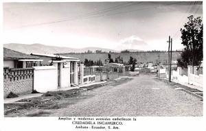 Ambato Ecuador, Republica del Ecuador Ciudadela Ingahurco Ambato Ciudadela In...