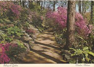 Flagstone Walk To Summer House Bellingrath Gardens Theodore Near Mobile Alabama
