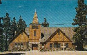 Community Church Big Bear Lake California