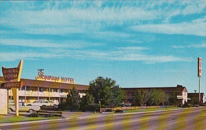 Colorado Denver Skyways Motor Hotel
