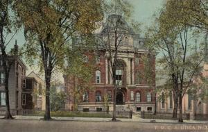 UTICA , New York , 00-10s ; Y.M.C.A., version 2